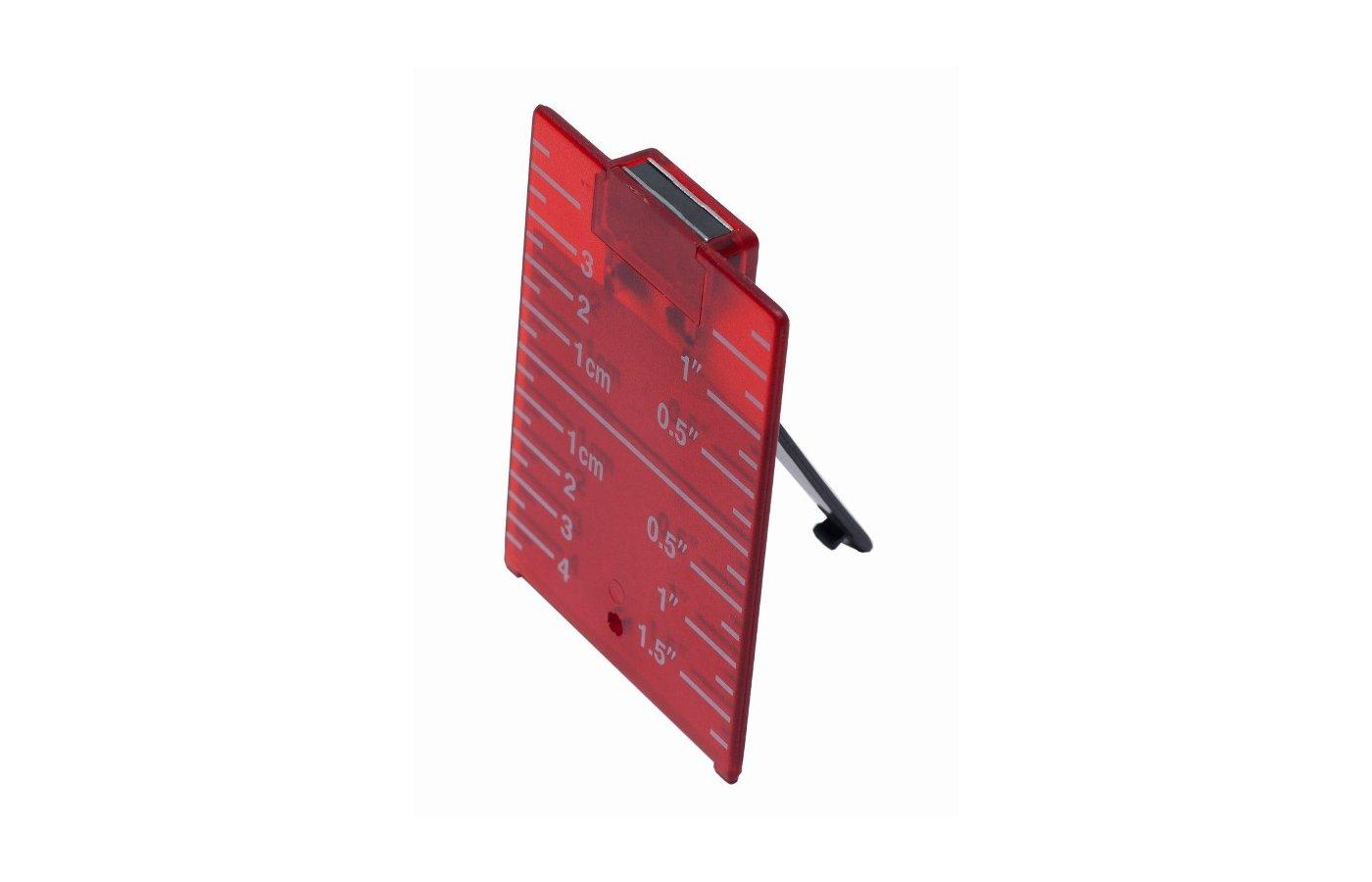 Дальномер ADA Мишень красная с встроенным магнитом