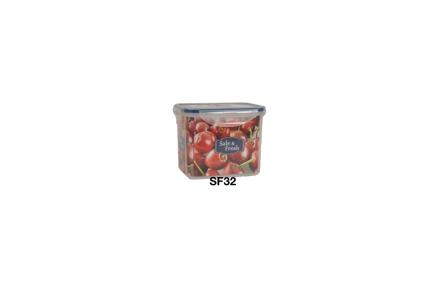 Пластиковая посуда для СВЧ Тек А Тек SF3-2 Контейнер для СВЧ 1.0л