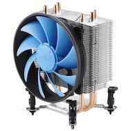 Фото Охлаждение Deepcool GAMMAXX 300 Soc-1150/1155/1156/AM3+/FM1/FM2 4pin 18-21dB Al+Cu 130W 473g клипсы