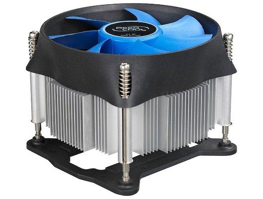 Охлаждение Deepcool THETA 31 PWM 95W srew Soc-1150/1151/1155/ 4-pin 18-33dB Al+Cu 450gr Ret