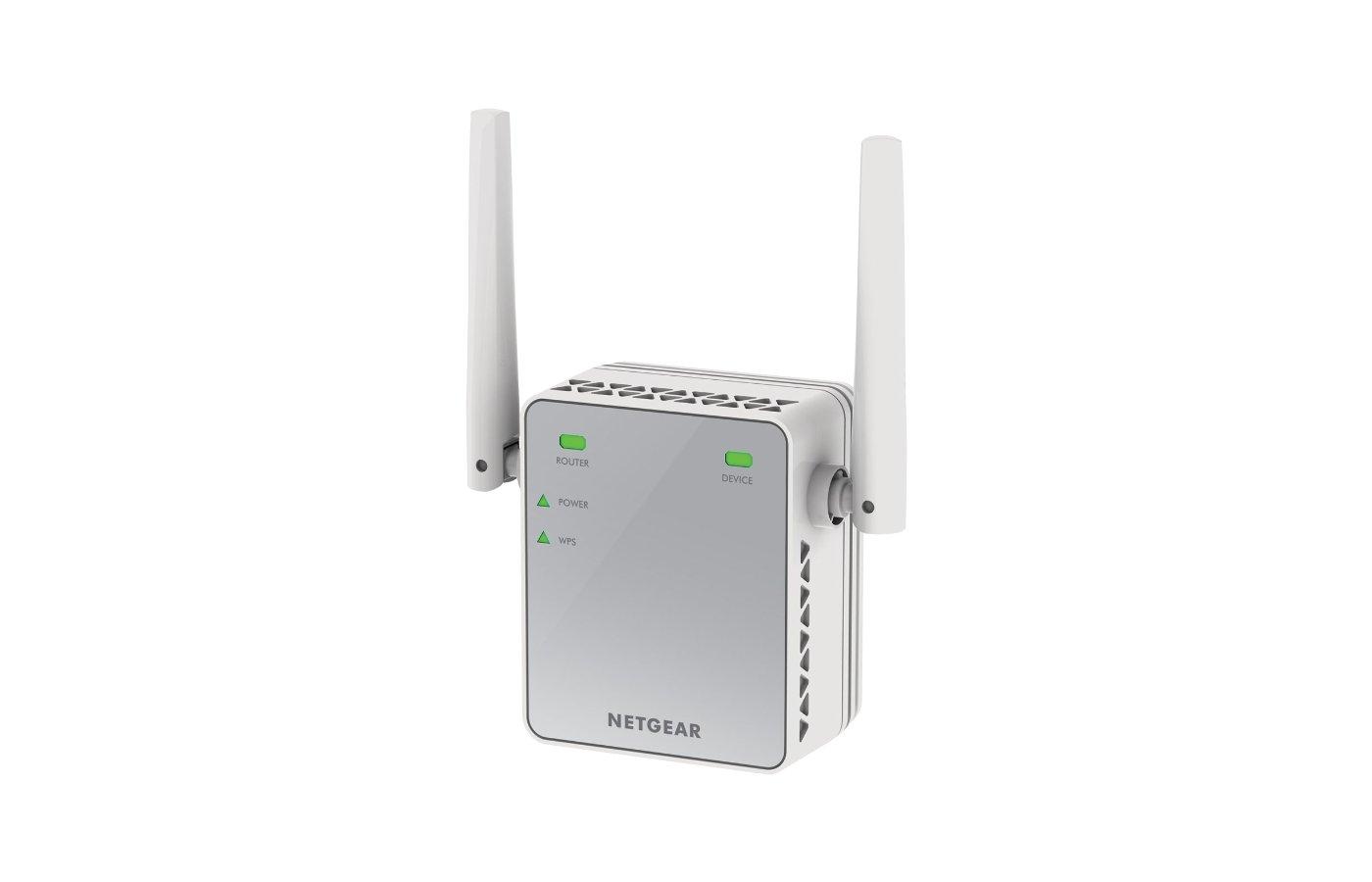 Сетевое оборудование NetGear EX2700-100PES Wi-Fi