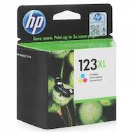 Фото Картридж струйный HP 123XL F6V18AE многоцветный