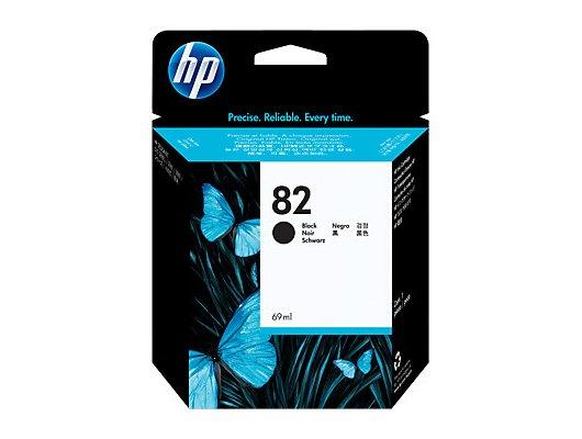 Картридж струйный HP 82 CH565A черный для HP DJ 510/111 (69мл)