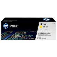 Картридж лазерный Картридж HP 305A / HPA-CE412A / Yellow