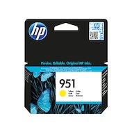 Фото Картридж струйный HP 951 CN052AE желтый для HP Officejet Pro 8610/8620 e-All-in-One (700стр.)