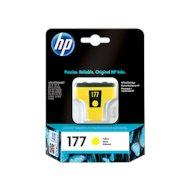 Фото Картридж струйный HP 177 C8773HE желтый для HP 3313/C5183/C6183/C7183/D7163/8253 (500стр.)