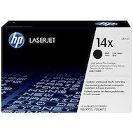 Фото Картридж лазерный HP 14X CF214X черный для HP 700/M712 (17500стр.)