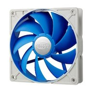 Фото Охлаждение Deepcool UF 120 120x120x25 4pin 18-29dB 500-1500rpm 172g anti-vibration для корпуса