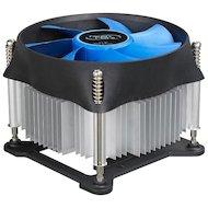 Фото Охлаждение Deepcool THETA 20 Soc-1150/1155/1156 3pin 30dB Al 95W 376g винты