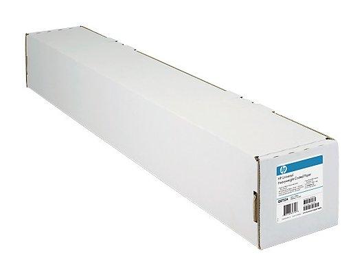 Фотобумага HP C6019B A1 610мм-45.7м/95г/м2/белый матовое для струйной печати