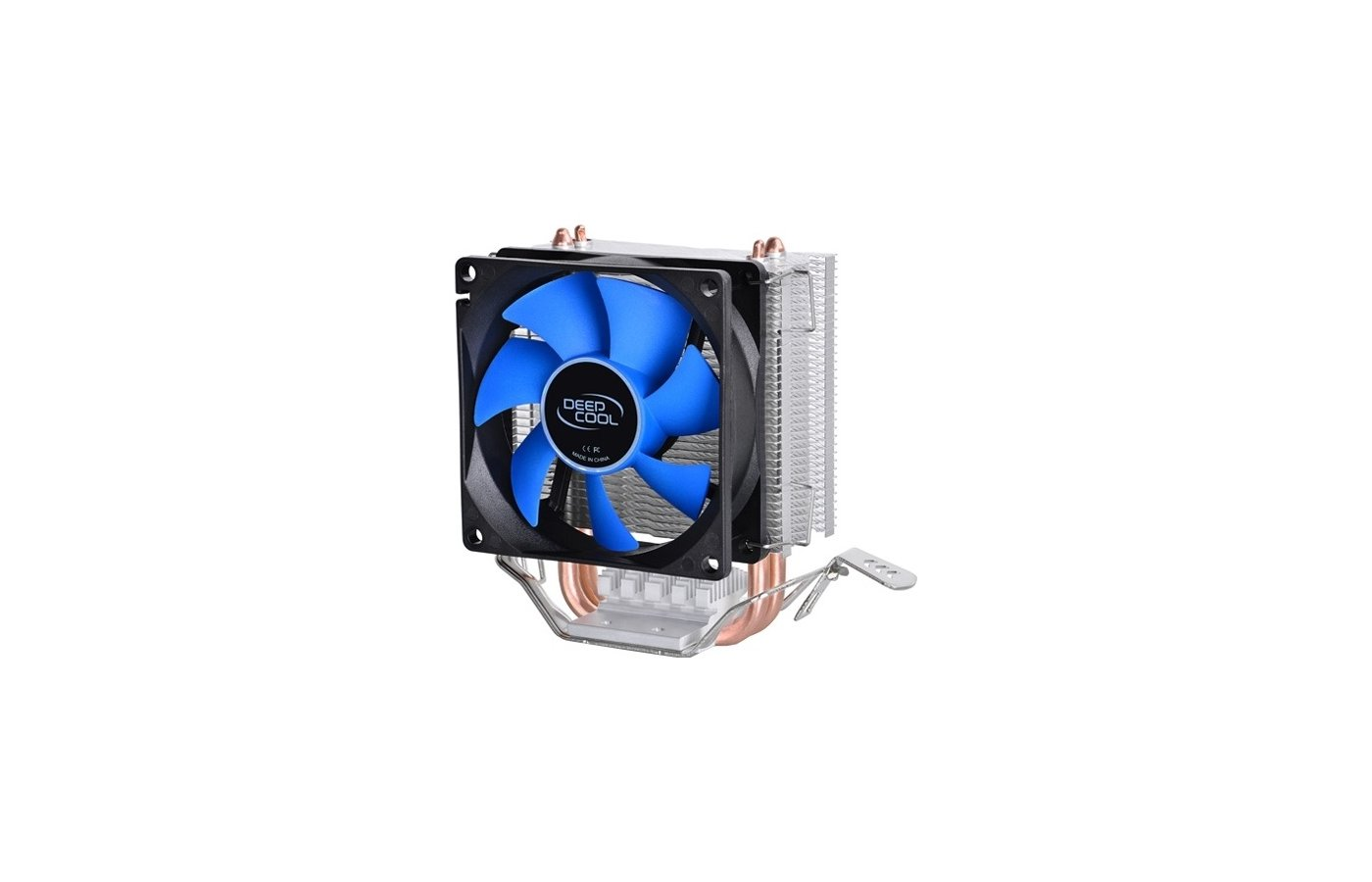 Охлаждение Deepcool ICEEDGE MINI FS V2.0 Soc-AMD/775/1150/1155/1156/ 3pin 25dB Al+Cu 95W 248g клипсы RTL