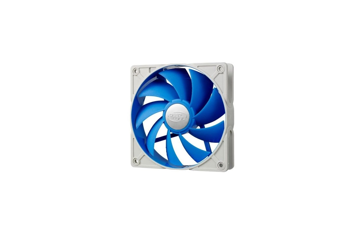 Охлаждение Deepcool UF 120 120x120x25 4pin 18-29dB 500-1500rpm 172g anti-vibration для корпуса