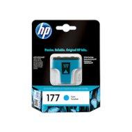 Фото Картридж струйный HP C8771HE голубой для HP 3313/C5183/C6183/C7183/D7163/8253