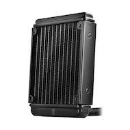 Фото Охлаждение Deepcool Watercooler MAELSTROM 120 Soc-FM2+/AM3+/1150/1155/2011/ 4pin 18-39dB Al+Cu 756gr Ret