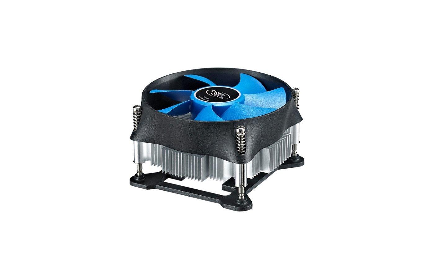 Охлаждение Deepcool THETA 15 PWM Soc-1150/1155/1156 4pin 18-36dB Al 95W 290g винты низкопрофильный