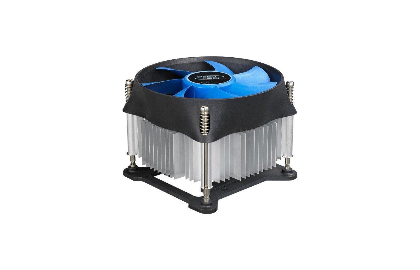 Охлаждение Deepcool THETA 20 PWM Soc-1150/1155/1156 4pin 18-33dB Al 95W 376g винты