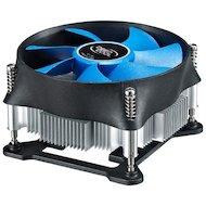 Фото Охлаждение Deepcool THETA 15 Soc-1150/1155/1156 3pin 28dB Al 82W 290g винты низкопрофильный