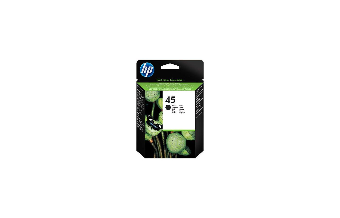 Картридж струйный HP 51645AE картридж черный для DeskJet 7xx/8xx/9xx 42мл