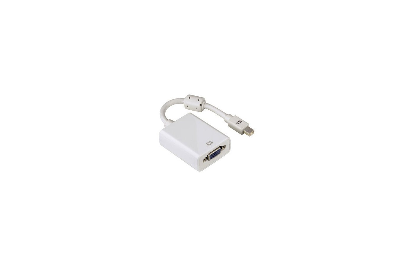 Видео кабель Hama VGA HD15 (f)/mini DisplayPort (m) 0.1м