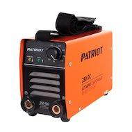 Сварочный аппарат PATRIOT 250DC MMA Кейс