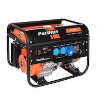 Генератор PATRIOT GP 6510LE
