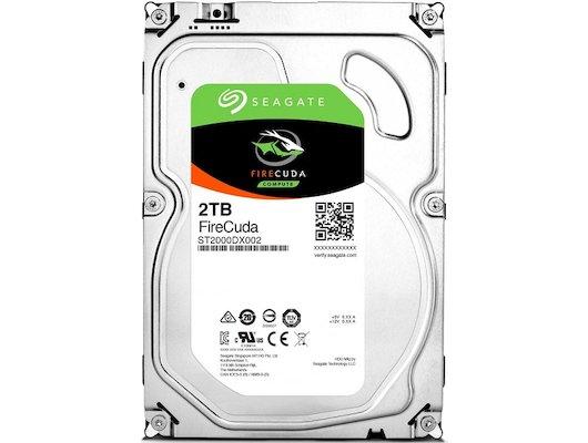 "Жесткий диск Seagate SATA-III 2Tb ST2000DX002 Firecuda (7200rpm) 64Mb 3.5"""