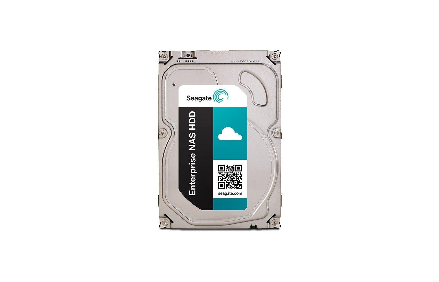 Жесткий диск Seagate SATA-III 4Tb ST4000VN0001 Enterprise NAS (7200rpm) 128Mb 3.5