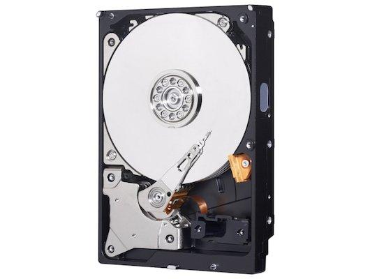 Жесткий диск Western Digital WD3200AAKX SATA3 320Gb Caviar Blue 16Mb RCT
