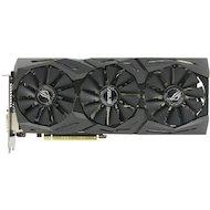 Фото Видеокарта Asus PCI-E STRIX-RX480-O8G-GAMING AMD Radeon RX 480 8192Mb 256bit Ret