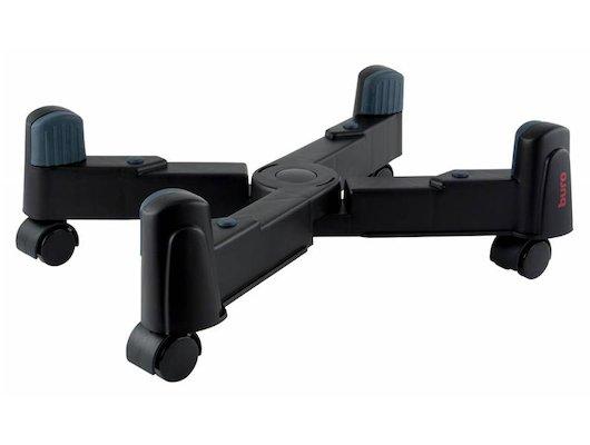 BURO BU-CS2AB черный шир. сист. бл. 100 см - 240 см масса сист. бл. до 10 кг материал - пластик