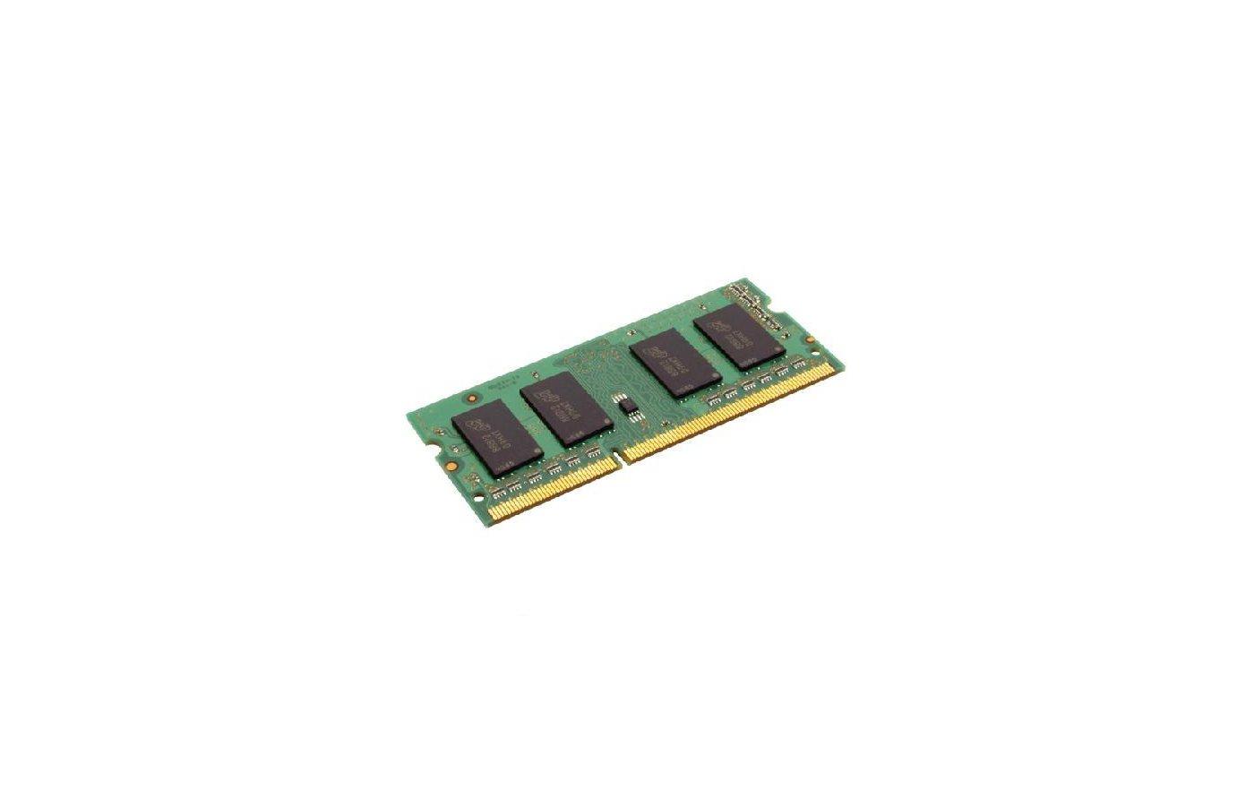 Оперативная память Patriot PSD34G133381S RTL PC3-10600 DDR3 4Gb 1333MHz CL9 SO-DIMM