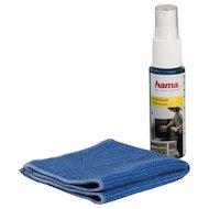Чистящее средство Hama H-83746 (салфетка и гель) 45мл