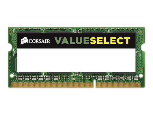 Оперативная память Corsair CMSO4GX3M1C1600C11 RTL PC3-12800 DDR3L 4Gb 1600MHz CL11 SO-DIMM