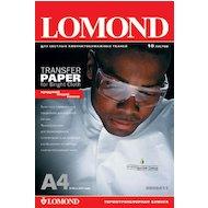 Фотобумага Lomond 0808411 A4/140г/м2/10л./белый Термотрансфер для струйной печати