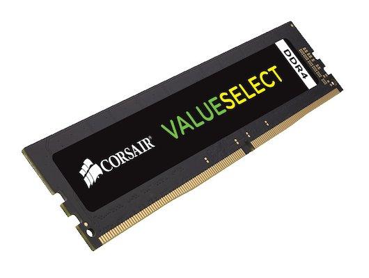 Оперативная память Corsair CMV4GX4M1A2133C15 RTL PC4-17000 DDR4 4Gb 2133MHz CL15 DIMM