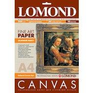 Фото Фотобумага Холст Lomond 0908411 A4/300г/м2/10л./белый матовое лён для струйной печати