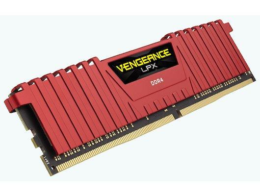 Оперативная память Corsair CMK8GX4M1A2400C14R RTL PC4-19200 DDR4 8Gb 2400MHz CL14 DIMM