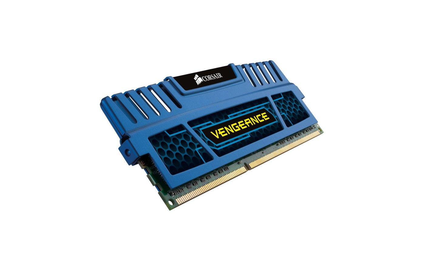 Оперативная память Corsair CMZ8GX3M1A1600C10B RTL PC3-12800 DDR3 8Gb 1600MHz CL10