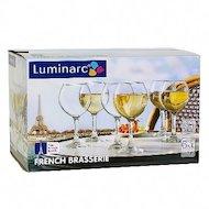Фото Посуда для напитков Фужер 6шт 210мл Французский Ресторанчик Н9451