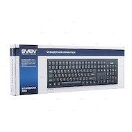 Фото Клавиатура проводная SVEN Standard 303 USB чёрная