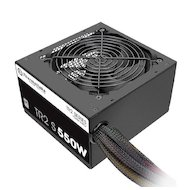 Фото Блок питания Thermaltake ATX 550W TR2 S TRS-550AH2NK 80+ (24+4+4pin) APFC 120mm fan 5xSATA RTL