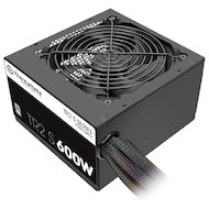 Фото Блок питания Thermaltake ATX 600W TR2 S TRS-600AH2NK 80+ (24+4+4pin) APFC 120mm fan 5xSATA RTL
