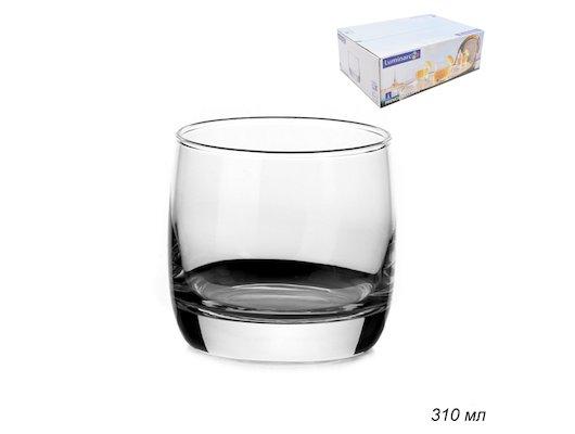 Посуда для напитков Стакан 6шт 310мл Французский Ресторанчик Н9370