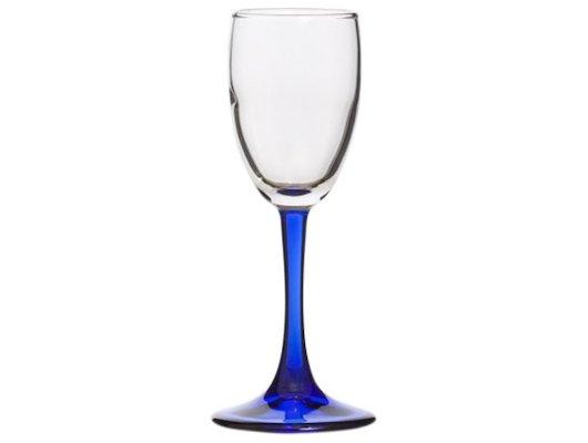 Посуда для напитков Рюмка 4шт 73мл Imperial blue 440043