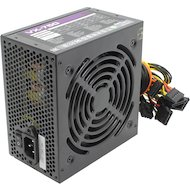 Фото Блок питания Aerocool ATX 750W VX-750 (24+4+4pin) APFC 120mm fan 6xSATA RTL