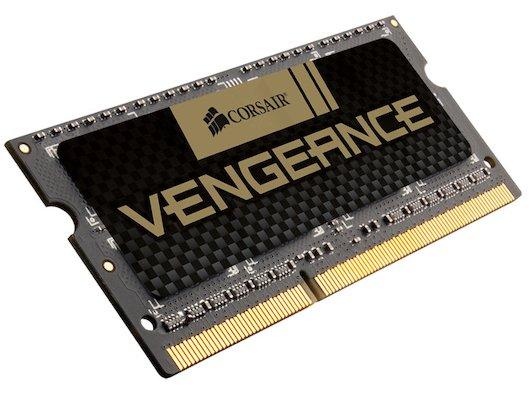 Оперативная память Corsair CMSX8GX3M2A1600C9 RTL PC3-12800 DDR3 2x4Gb 1600MHz CL9 SO-DIMM
