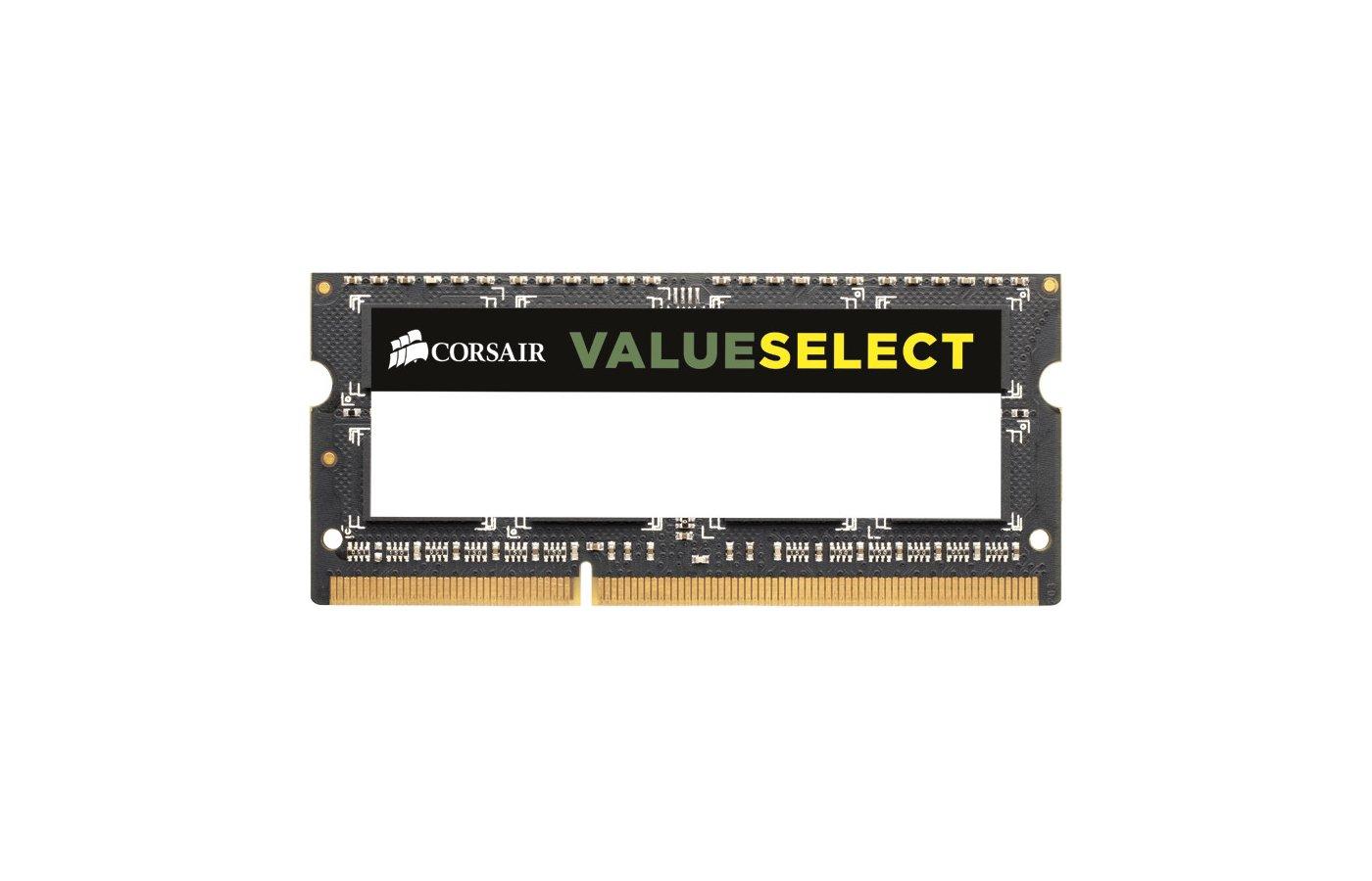 Оперативная память SO-DIMM DDR3 4096Mb 1600MHz Corsair CMSO4GX3M1A1600C11 RTL