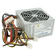 Фото Блок питания FSP ATX 500W ATX-500PNR-I (24+4+4pin) APFC 120mm fan 3xSATA