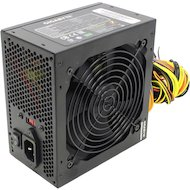 Фото Блок питания Gigabyte ATX 500W GZ-EBS50N-C3 (24+4+4pin) 120mm fan 3xSATA