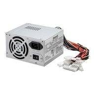 Фото Блок питания LinkWorld ATX 350W LW2-350W (LPE) case (24+4pin) 80mm fan 2xSATA RTL